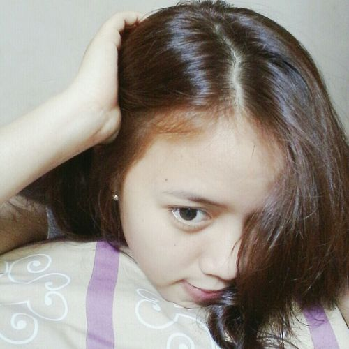 Self Portrait Color Portrait New Hair Color Burgundy Hair Today's Hot Look Taking Photos That's Me Relaxing