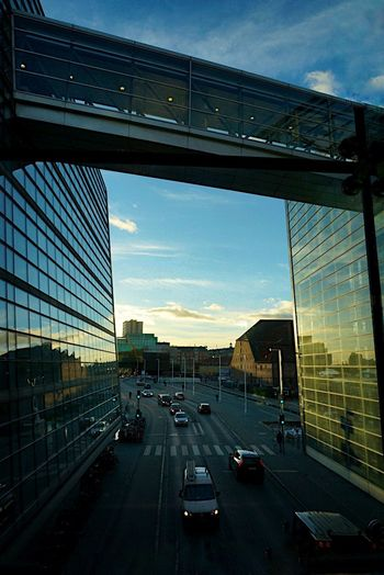 Inside the Black Diamond in Copenhagen Bridge Cars Inside Looking Out Building Exterior Building Architecture_collection Windows Sunset In The City  Citylife Eyeemarchitecture Ladyphotographerofthemonth Shootermag Library Denmark Copenhagen Black Diamond Streetphotography Movement Architecture Transportation Car Sky Bridge - Man Made Structure Land Vehicle Architecture Road Mode Of Transport Cloud - Sky Built Structure City Mobility In Mega Cities Stories From The City The Architect - 2018 EyeEm Awards The Street Photographer - 2018 EyeEm Awards The Street Photographer - 2018 EyeEm Awards #urbanana: The Urban Playground