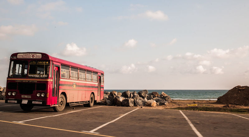 What The Bus? Matara SriLanka