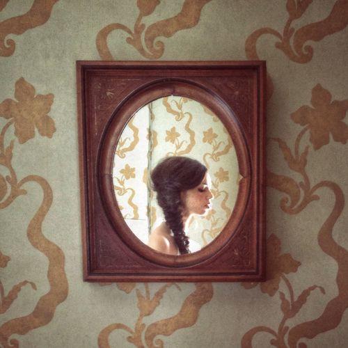 The Clifton Inn Self Portrait Hair Side Profile