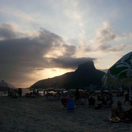 Curtir uma vista dessas c amigos..n tem preço....Pordosol Instalove Sumer2014 Beach DiadeSol Ferias
