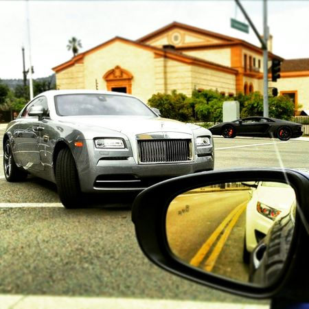 Rolls Royce, Beverly Hills Awesome_shots Amazing_captures Amazing Places To See Beautiful City Best View EyeEm Best Shots Eyem Best Shot My Best Photo 2015 Rolls Royce