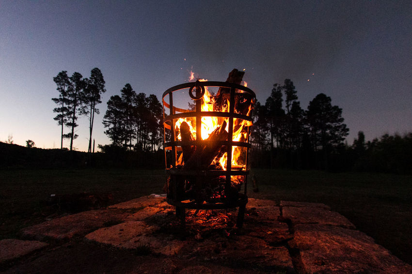 Amigos Asado Asado Argentino Back Lit Camp Camping Clear Sky Firecamp Friends Fuego Juegos Lens Flare No People Noche Rural Scene Scenics Silhouette Sky Tranquil Scene Tranquility Travel Tree