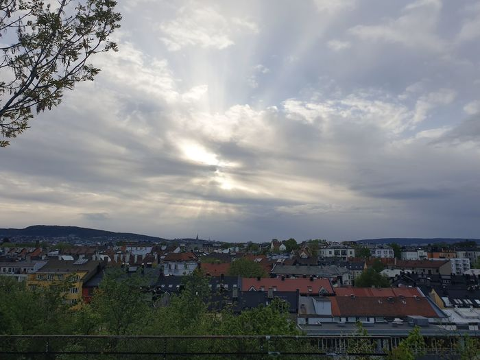 view over oslo