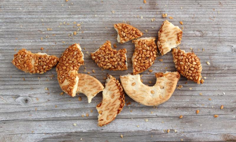 sesame tea cookies, sweet food Cookies🍪 Tea Cookies Close-up Food Food And Drink Freshness Hole Hollow Cookies No People Ready-to-eat Sesame Sesame Seeds Sweet Sweet Food Tea Time