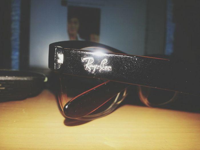 My Ray•Ban glasses met Steph. Steph Filter Steph Eyeglasses  Dust
