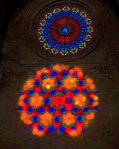 El ocho de la catedral de palma de mallorca Rosetón Laseudepalma Catedral De Palma De Mallorca
