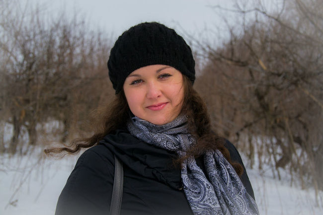 Winter Portrait Cold Temperature Snow Looking At Camera Only Women Warm Clothing Adult One Woman Only One Person Adults Only Smiling One Mature Woman Only Outdoors People Scarf Beauty Headshot Beautiful People Beautiful Woman