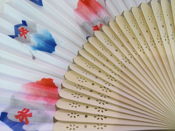 Shaved Ice Folding Fan Japanese