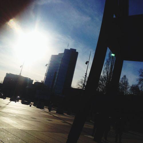 Bulding Street City Sky