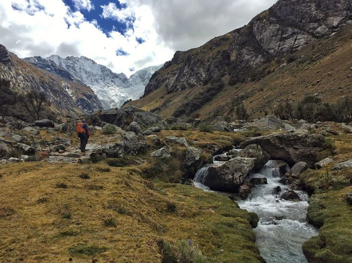 Adventure Club Hiking Glacier Valley River Ontheway The Journey Is The Destination People And Places
