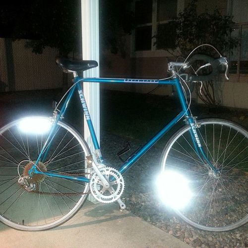 @lineay now I can pull him into town. 15 bucks Almost Fixy coming Schwinn worldsport