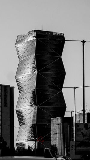 beauty of Architecture Architecture Black And White Photography Blackandwhite Blackandwhite Photography Building Exterior Built Structure City Modern Office Building Exterior Skyscraper Tall - High Tower