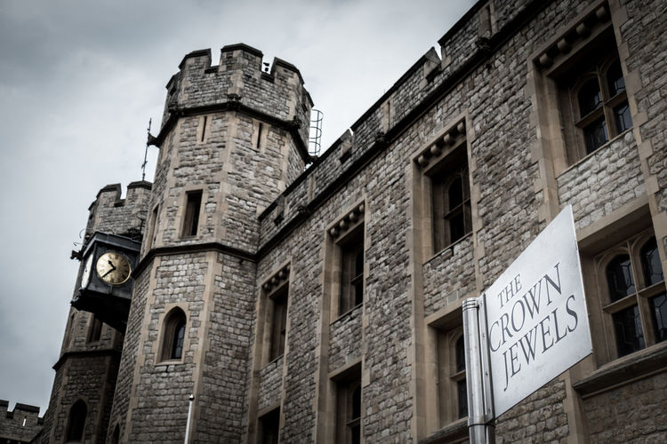London May 2017 London London lifestyle London Streets Tower Of London Ancient Ancient Civilization Architecture Building Exterior Built Structure Crown Jewels Day History London_only Low Angle View No People Outdoors Sky Street Photography Travel Destinations