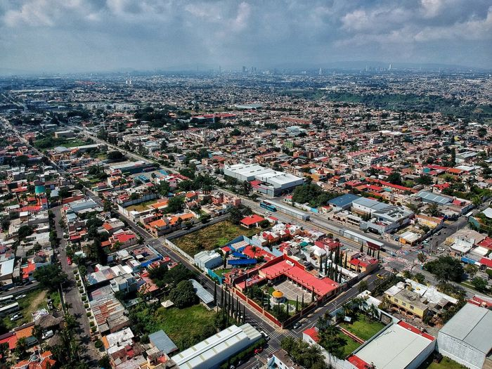 Architecture City Building Exterior Cityscape Built Structure High Angle View Nature Aerial View Day Outdoors