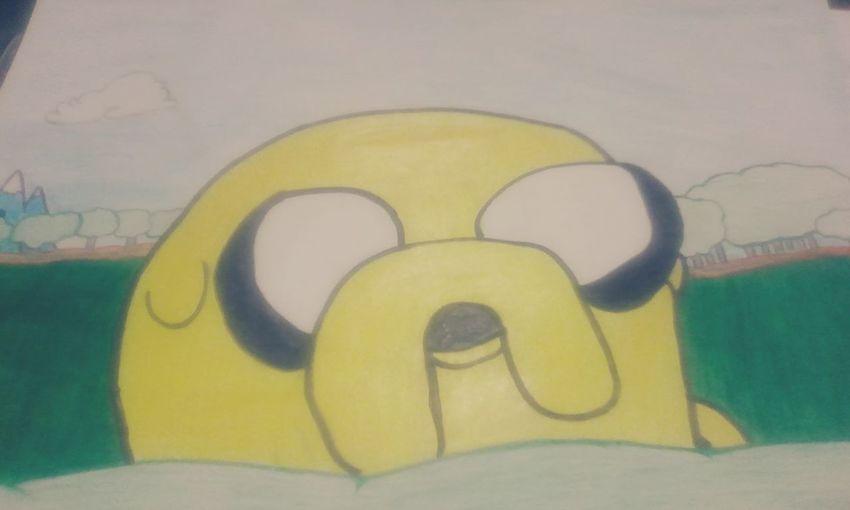 Una deformidad más! :3 Jake The Dog My Draw ♥