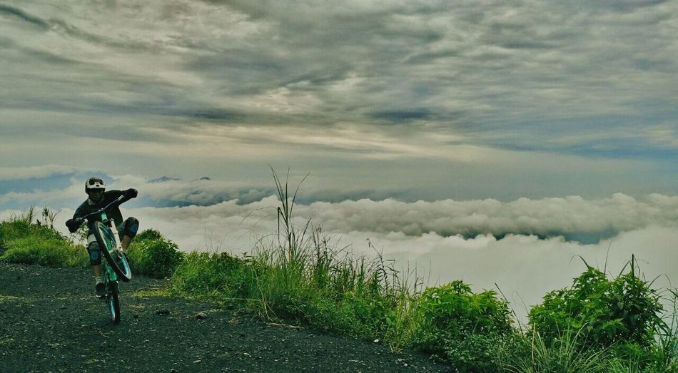 Negeri diatas awan.. Enjoying Life