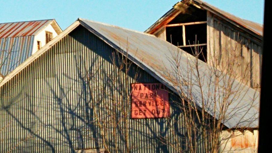 Architecture Barn Hardware History