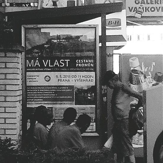 Brno Czech Republic Homeless In Public XXIth Century Galerie Vankovka ScandalousPhotography Drunks as usual... Where Is The Police? Czech Police=no One