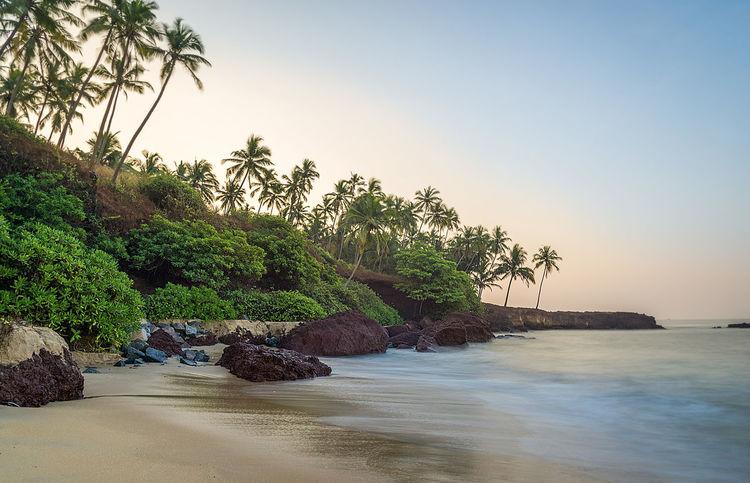 Thottada beach , Kerala Arabian Arabian Sea Beach Kerala Kerala India Nature No People Relaxation Thottada Thottada Beach Tourism Tranquil Scene Tropical Climate