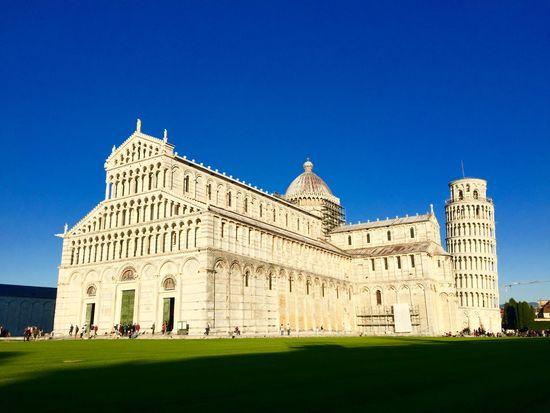 Piazzadeimiracoli Pisa, Italy Italy❤️
