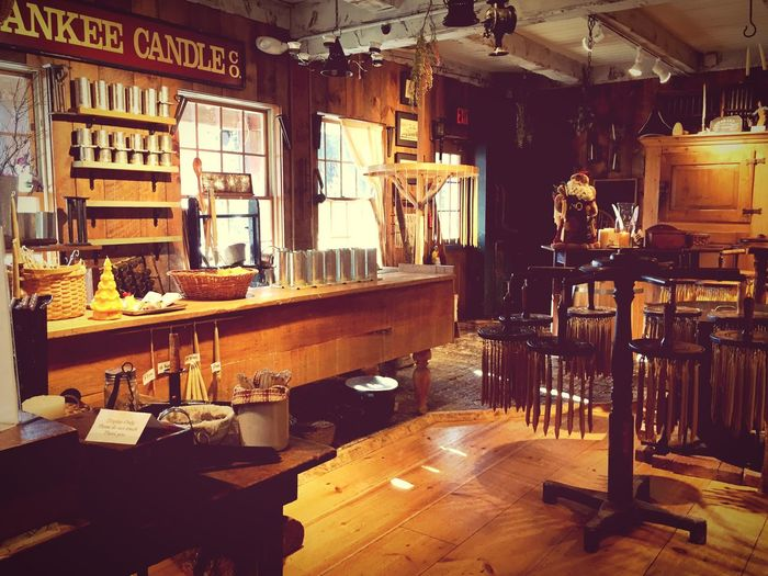 Yankee Candle Village Museum