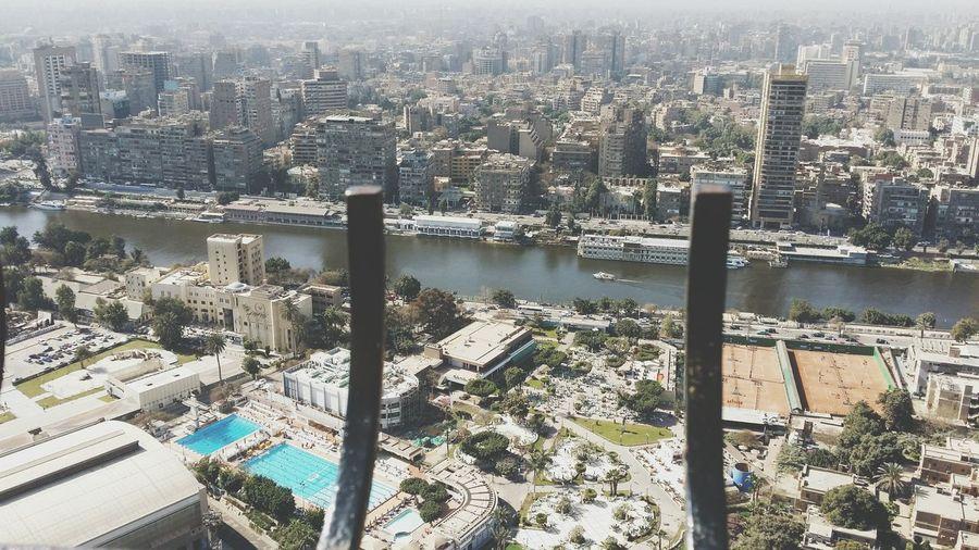 First Eyeem Photo Egypt برج القاهرة .. مصر من فوق
