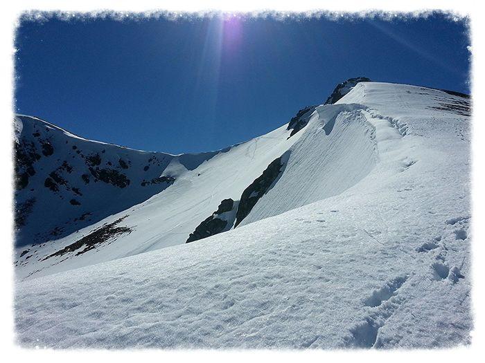 Mountain Nature Snow