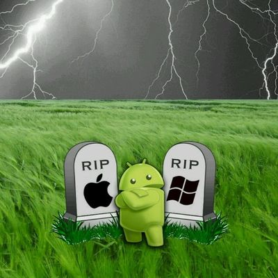 ANDROID RULES!!!!