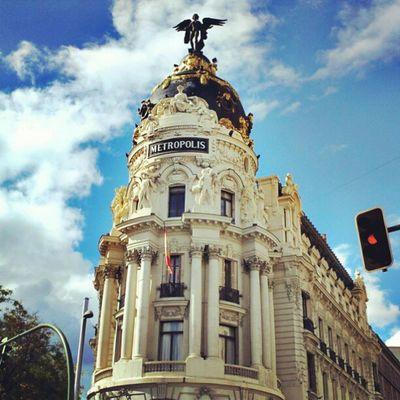 Esta foto no se ha hecho nunca ;-) MadridTrip