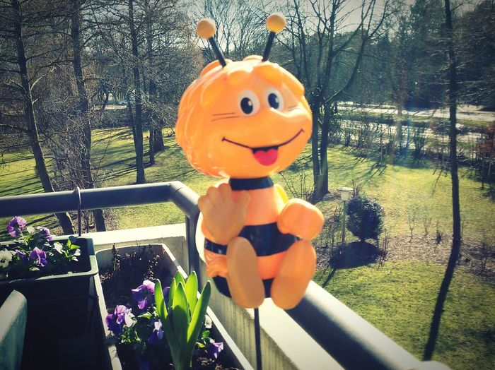 Hamburg Spring Biene Maja