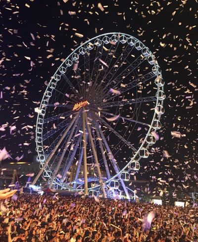 TakeoverMusic Full Moon Party Asiatique The Riverfront Edm 2016