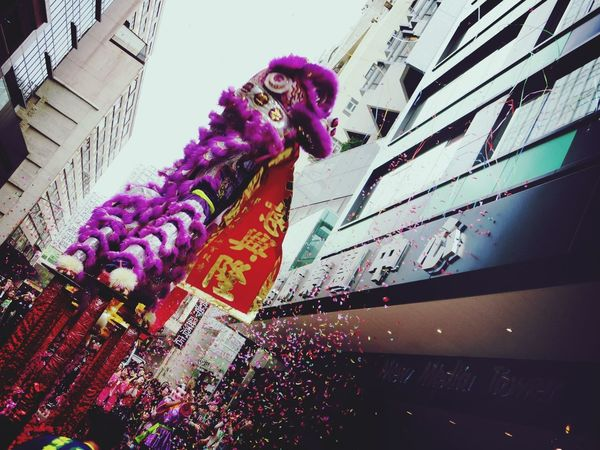 Chinese New Year!!! Impossible Moments