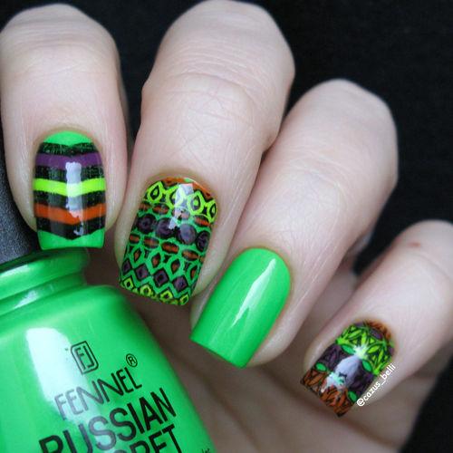 Nail Nail Art Nail Polish Nailart  Nailpolish Nails лакоманьяк лакосубботник тегсообществанейлру2016