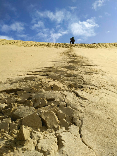 Sand Cloud -