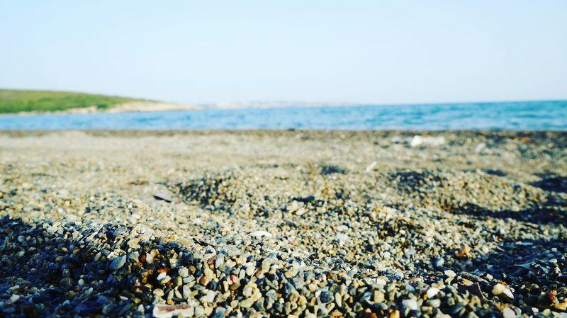 Sea Sand Waves Beach Eyeemphotography