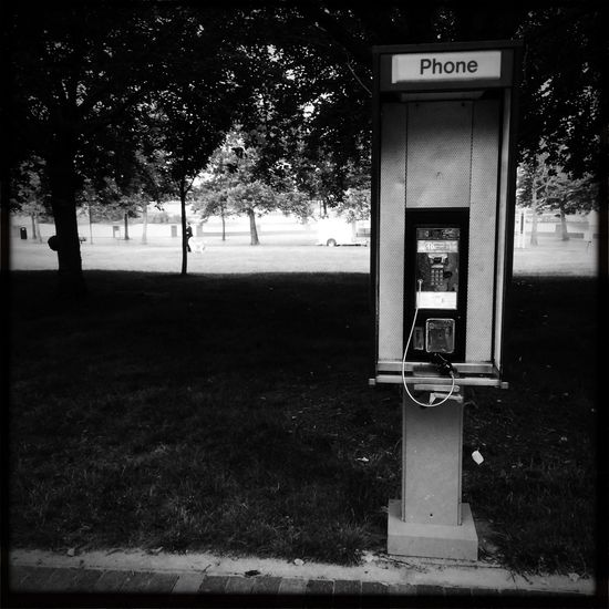 Relic Payphone Blackandwhite Hipstamatic
