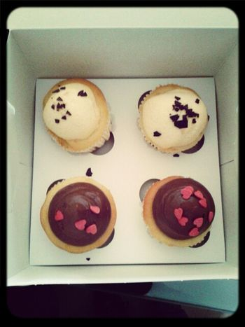 Sweet Sensations <3 Cupcakes Eating Cupcakes Sweet Sensations Cupcakes!