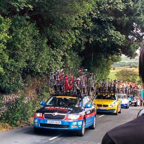 Tdf Letour Westyorkshire Oxenhope Haworth
