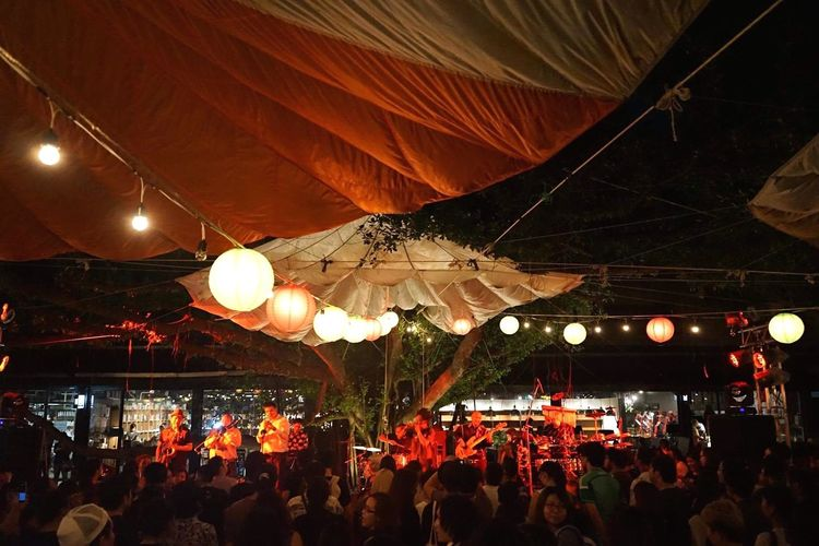 Tbone Party Time Ska Reggae Concert Time