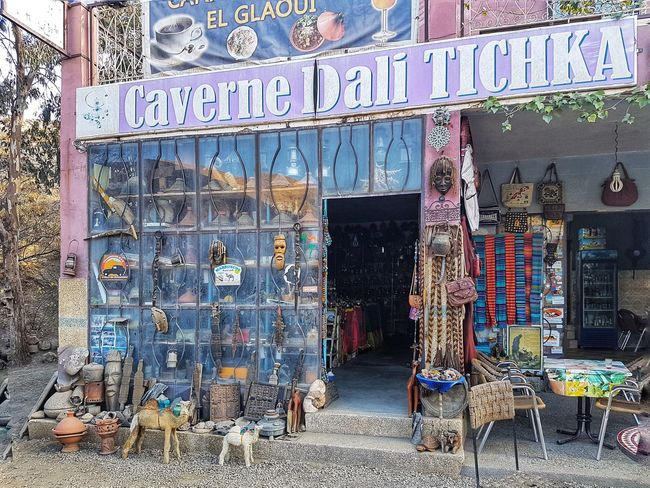 Outdoors Shop Tichka No People Building Exterior Morocco Moroccan Style Travel Destinations Maroc ❤️ Travel Atlas Mountain Mountain Range