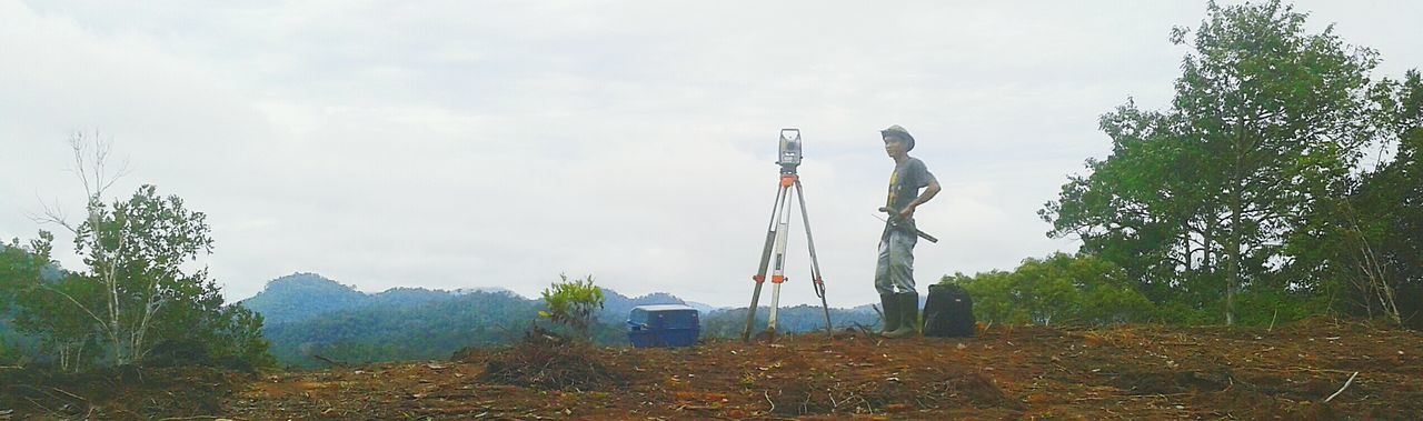 Koboy surveyor lamandau. With angga pamaleh. Kalimantantengah Pangkalanbun Riau Indonesia Hardwork Hello World