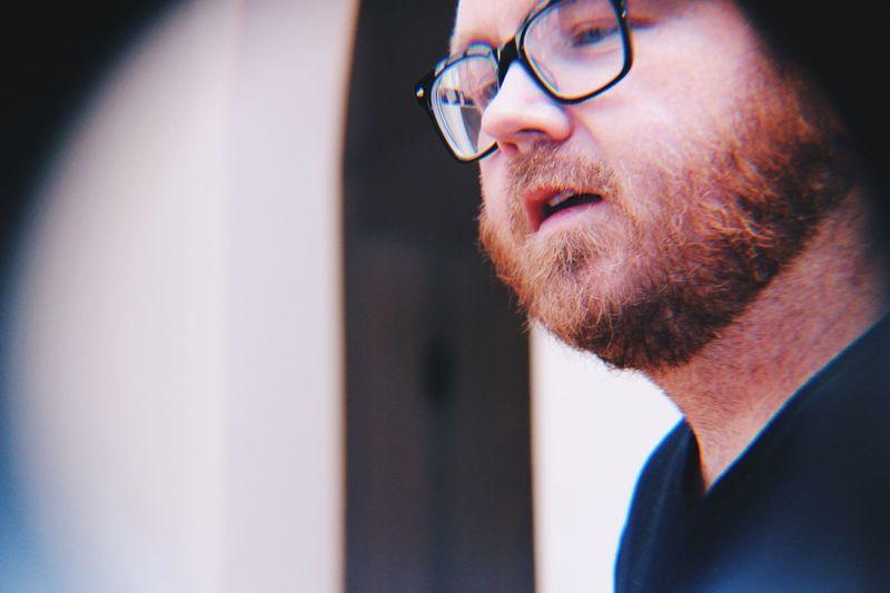 Scotty Glitch Portrait Telephoto