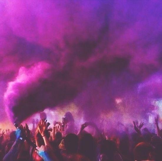 Color Explosion фестиваль красок в Краснодаре 2014