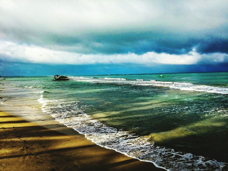 Wonderfull Beach White Waves Peace ✌ Relaxing This Week On Eyeem Trip Photo Motus Natura The KIOMI Collection