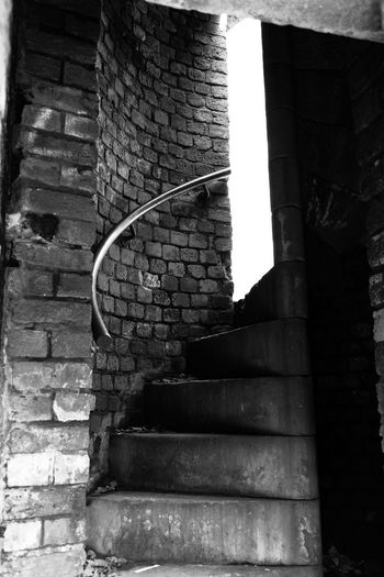 Steps Blackandwhite Blackandwhite Photography Heritage Heritage Building High Angle View History Park Bridge Steps And Staircases Steps In To The Light