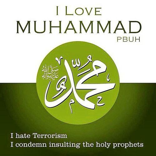"""به عقاید دیگران احترام بگذاریم. حتی اگر مخالف افکار ما و عقاید ما باشند. I love Mohammad """"P.B.U.H"""" I hate terrorism. I condemn insulting the holy prophets. ٠٠٠٠٠٠٠٠ من عاشق محمدم از تروريسم متنفرم توهين به پيامبران الهي را محكوم ميكنم ٠٠٠٠٠٠٠٠ أنا أحب محمد صلي الله عليه و آله أنا اكره الأرهاب أنا ادين الأهانة على الأنبياء كلهم ٠٠٠٠٠٠٠٠ J'adore Muhammad Je suis déteste le terrorisme Je condamne insulte aux messagers de Dieu ٠٠٠٠٠٠٠٠ ILoveMohammad """"P.B.U.H"""" Ihateterrorism I_condemn_insulting_the_holy_prophets اسﻻم مهرباني دين_مهرباني من_از_تروريسم_متنفرم اهانت_به_انبياء_الهي_را_محكوم_ميكنم Ilovemykindprophet Stopinsultingholyprophets توهين_به_پيامبران_ممنوع"""