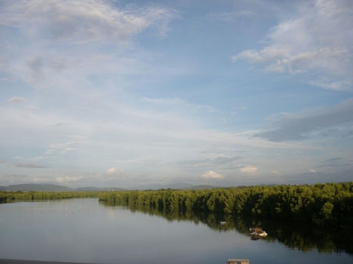 River Nature Taking Photos Enjoying The View Panorama Win An EyeEm T-Shirt