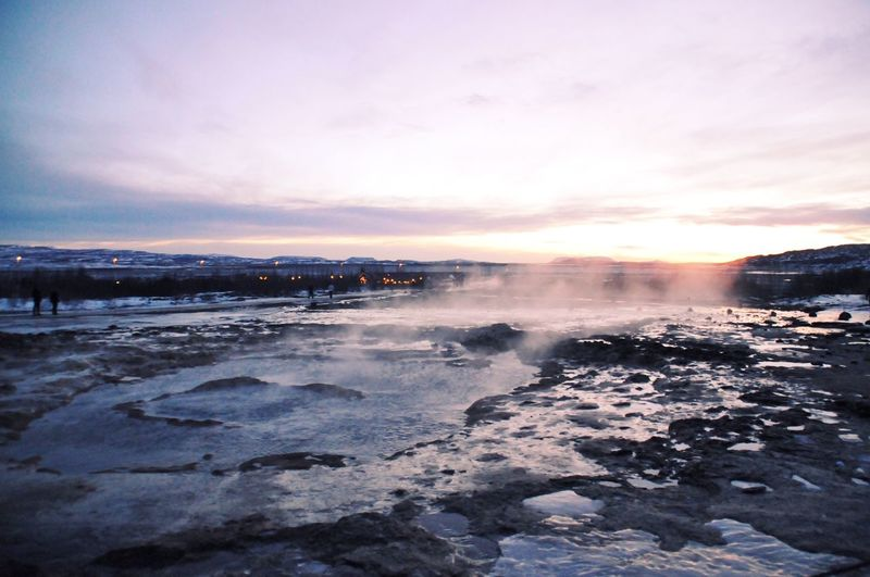 Landscape Geysir Hello World Island Beautiful Traveling Travel Travel Photography