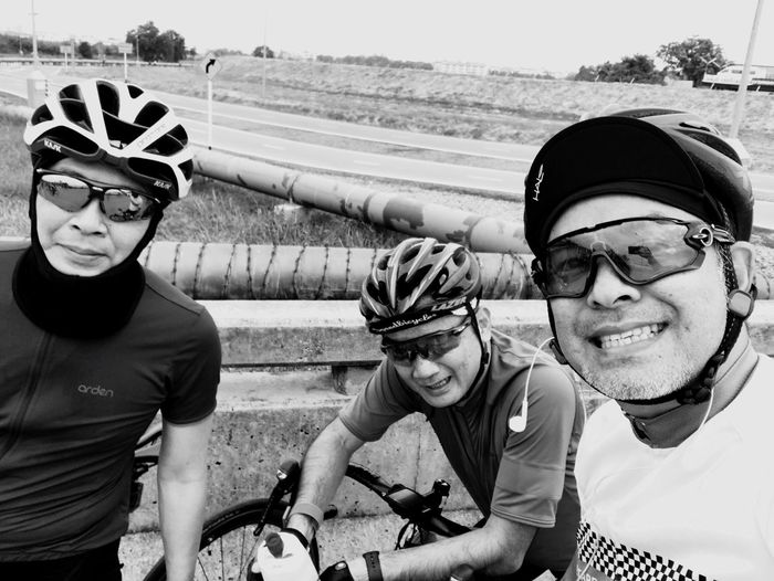 Outdoors Young Adult Cycling Lifestyles Cyclist Bicycle Bicycke Lane Thailand ThaiLocal Around You